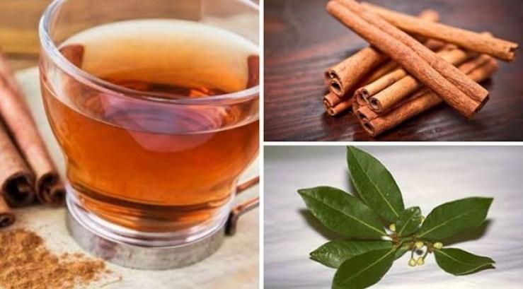 Té de Canela y Laurel