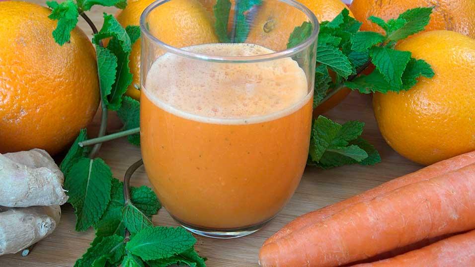 Jugo de Zanahoria y Naranja 1