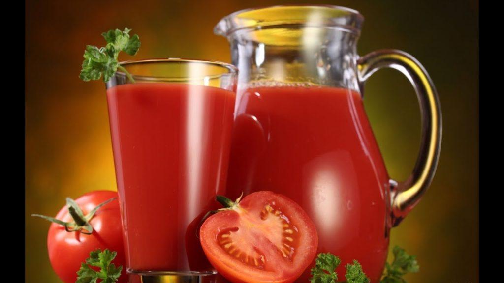 Jugo de Tomate y Apio