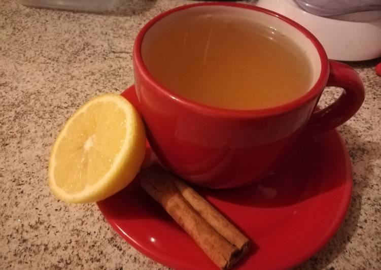 Té de Canela con Limón 1