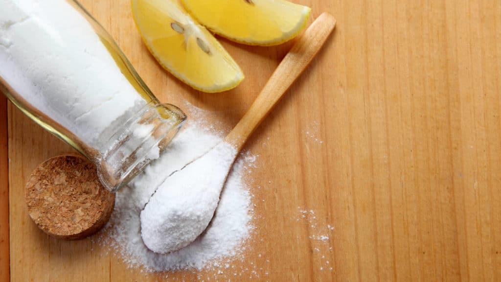 Agua de Limón con Bicarbonato